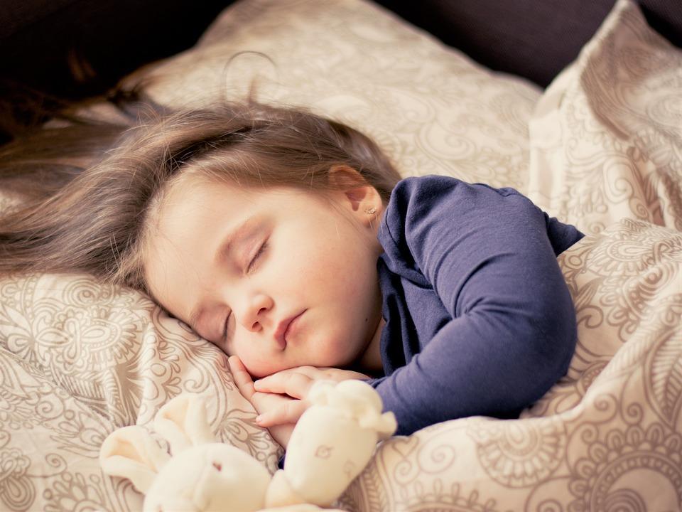 O której godzinie kładziesz swoje dziecko spać?