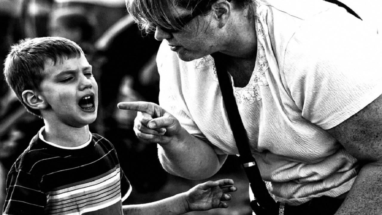 W jaki sposób ganisz swoje dziecko za złe postępowanie?