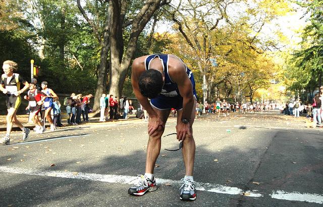 rzeczy, które dzieją się z ciałem podczas biegania