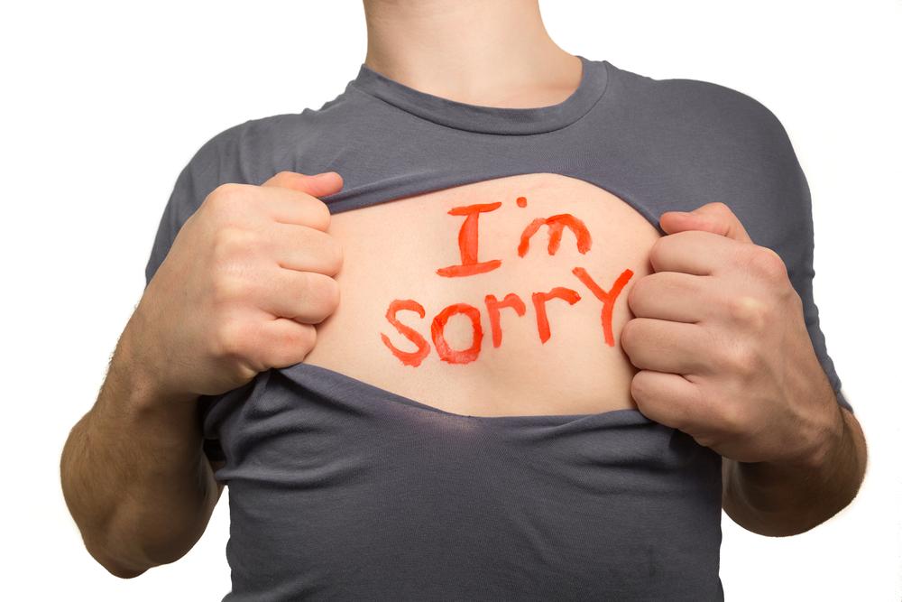 kreatywne pomysły na przeprosiny