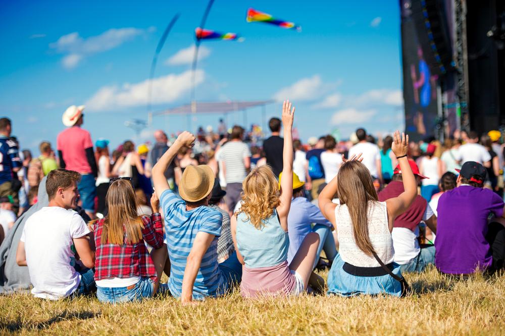 Festiwalowe wakacje