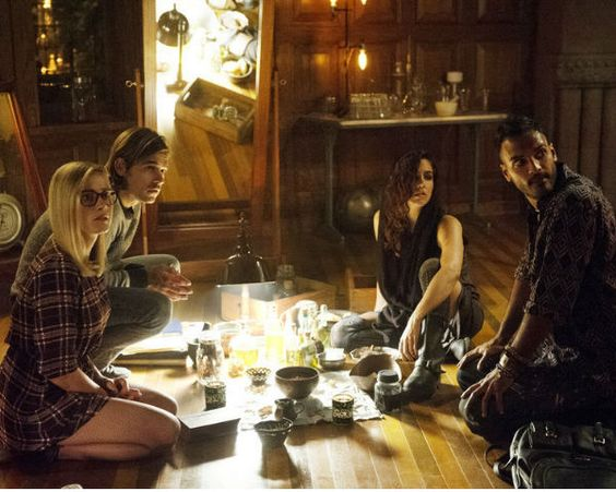 seriale - The Magicians
