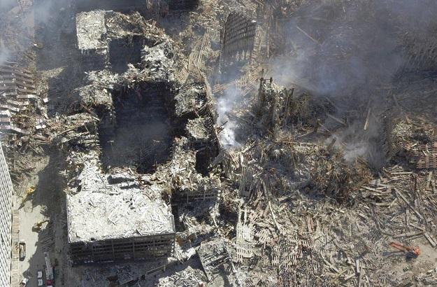 teorie spiskowe o zamachu na World Trade Center