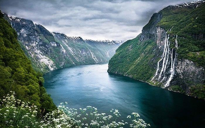 zdjęcia z Norwegii