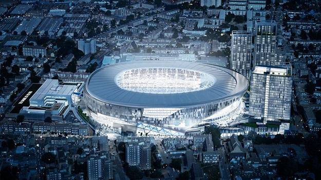 Futurystyczne stadiony
