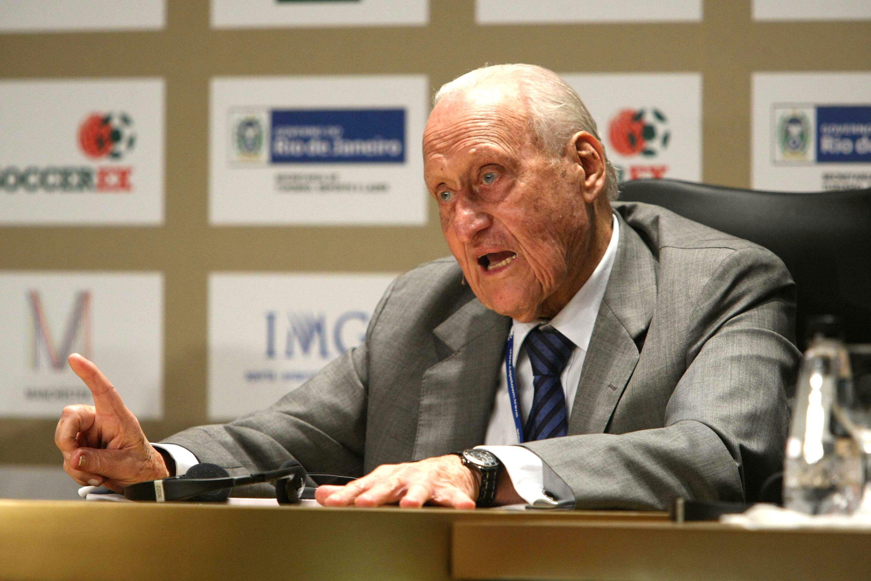 Zmarł były prezydent FIFA Joao Havelange