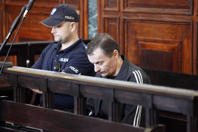 25 lat więzienia w procesie oskarżonego o podpalenie żony