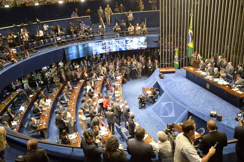 Senat Brazylii przegłosował impeachment prezydent Dilmy Rousseff