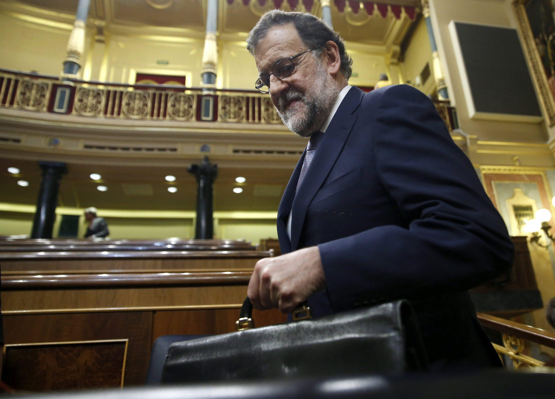 Rajoy bez wotum zaufania, by utworzyć rząd Hiszpanii