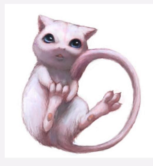 artystka przedstawia pokemony, jako prawdziwe zwierzęta