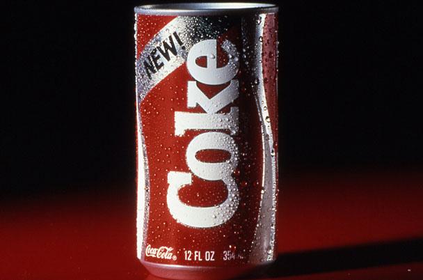 coca cola dziwne smaki