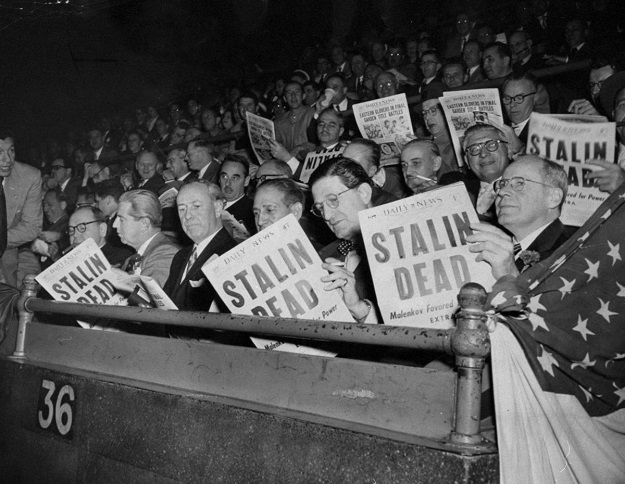 Śmierć Józefa Stalina