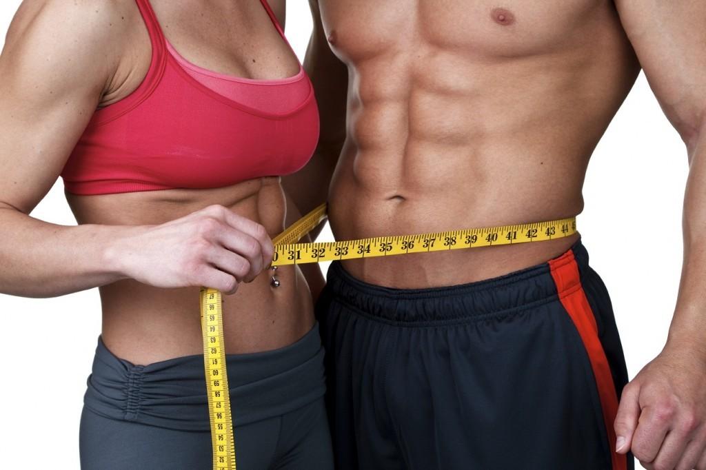 mężczyźni chudną szybciej od kobiet