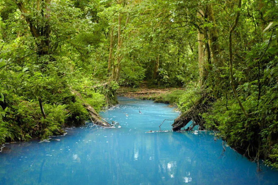 niezwykłe wodne kratery