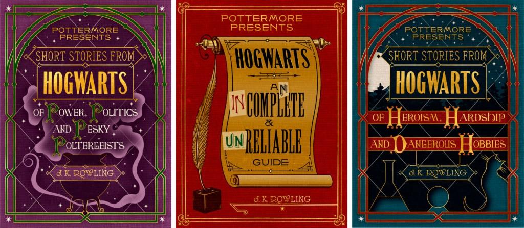 harry potter nowe książki