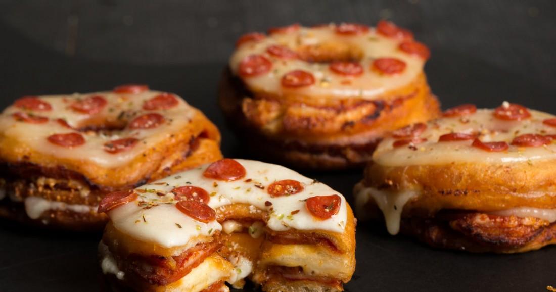 Przepis na niezwykłe połączenie pizzy i donuta