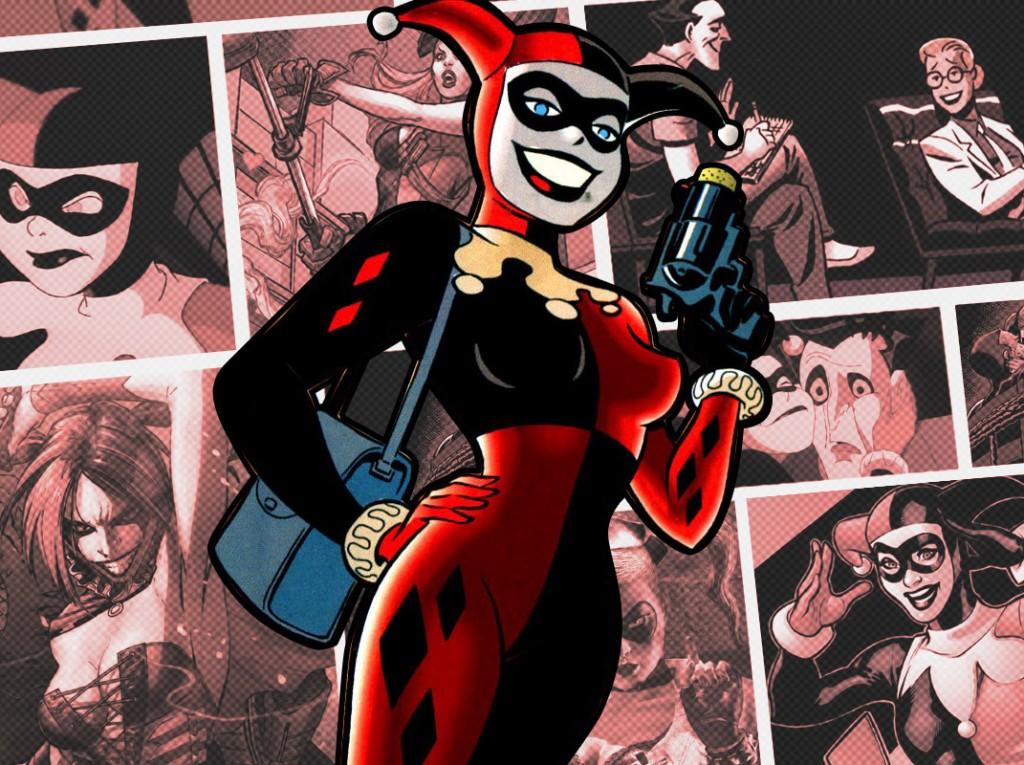 czarne charaktery bardziej szalone niż Joker