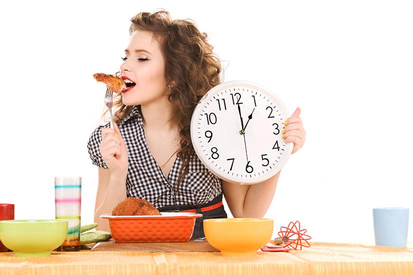 spowolniony metabolizm