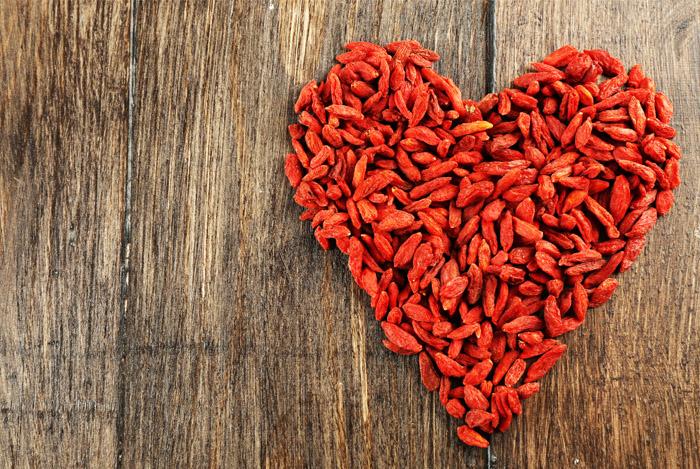 zdrowotne właściwości jagód goji