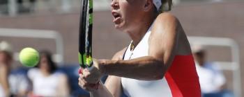 US Open: Wozniacki pierwszy raz od ponad roku w 3