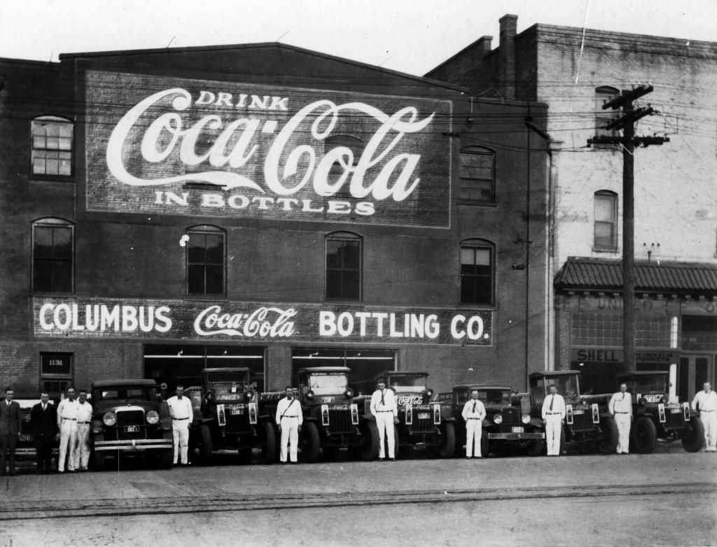 coca cola tajny przepis