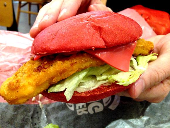 najdziwniejsze burgery