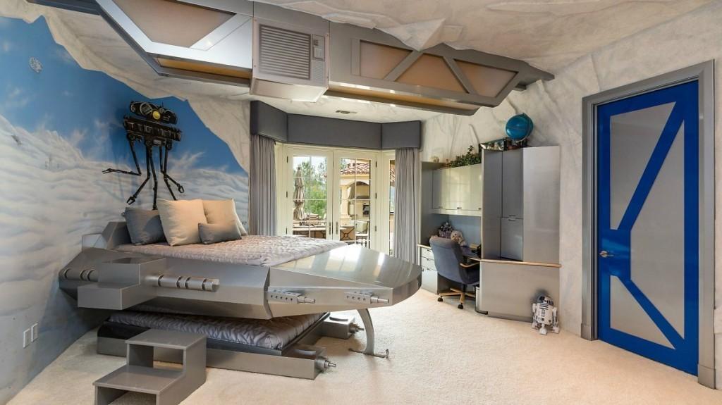 najlepiej zaprojektowane pokoje dla geeka
