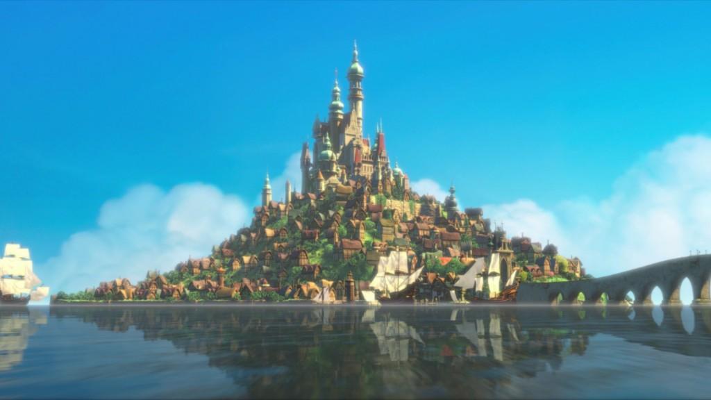 zamki Disneya w rzeczywistości