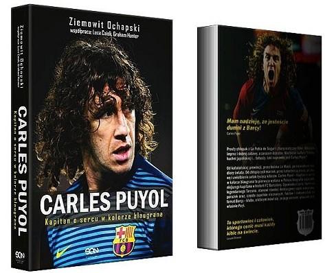 książki dla fana FC Barcelony