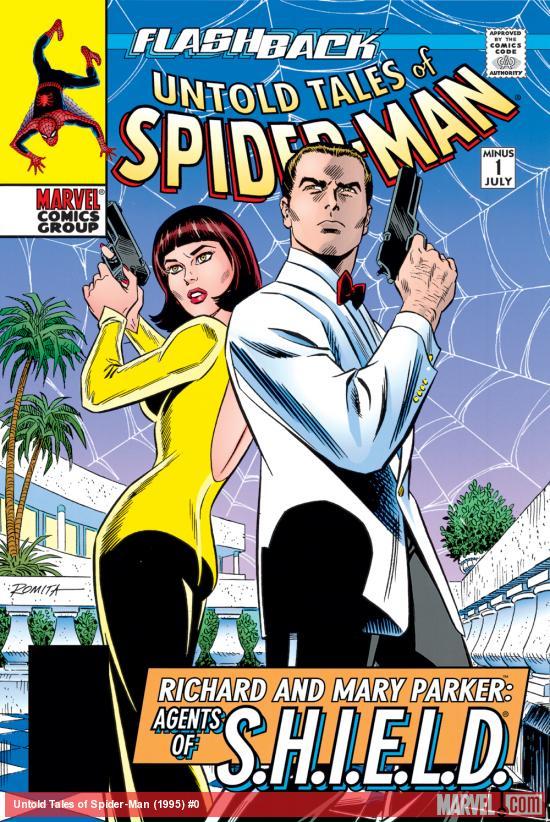 fakty o Spider-Manie