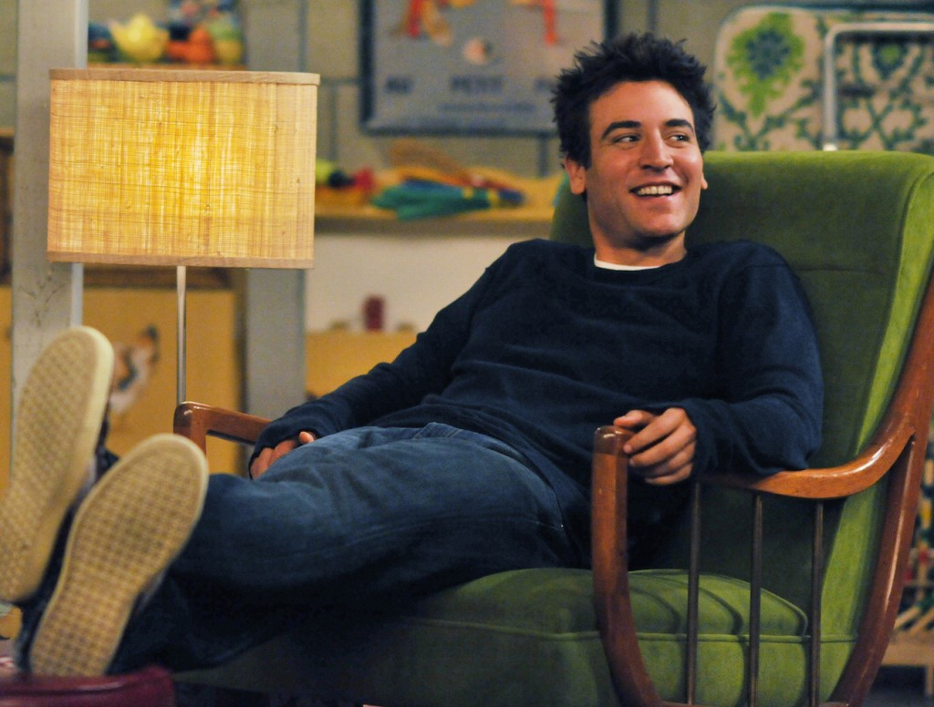 ted mosby najgorszy bohater serialu