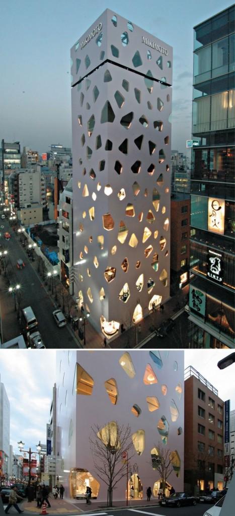 japońska architektura nowoczesna