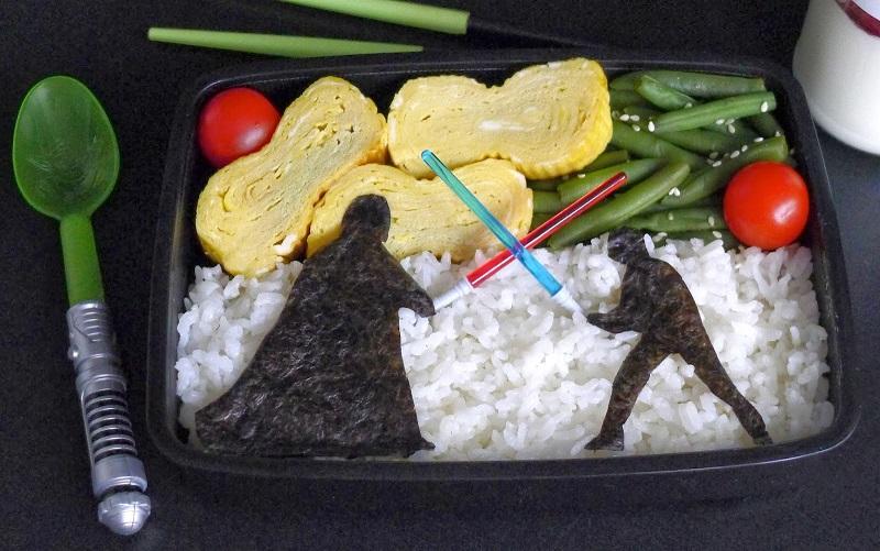 jedzenie dla geeka