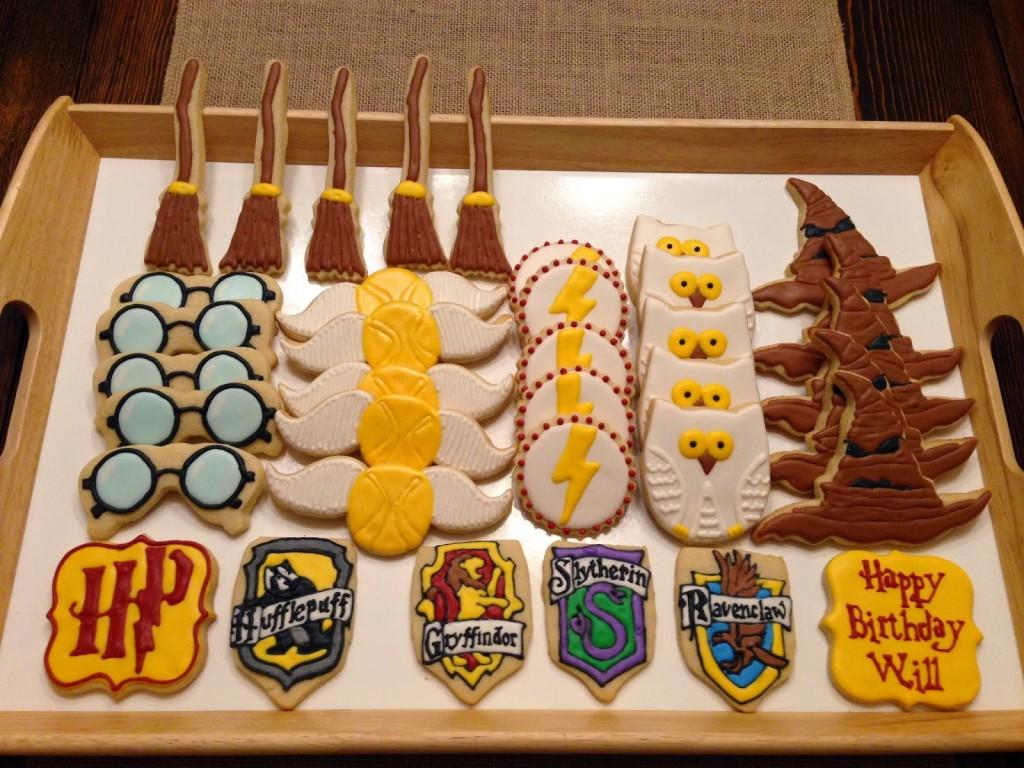 przekąski dla fanów Harry'ego Pottera