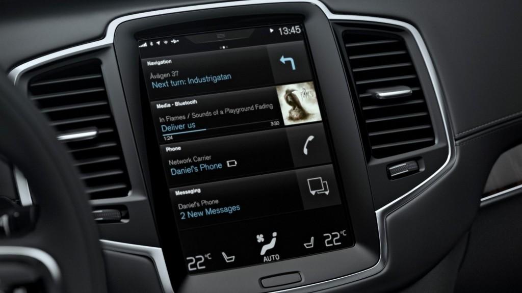 volvo innowacje samochody