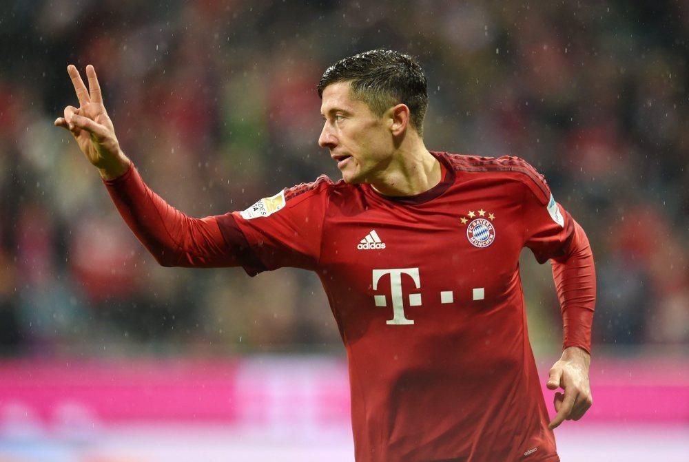 Ile bramek strzelił Robert Lewandowski w poprzednim sezonie Bundesligi?