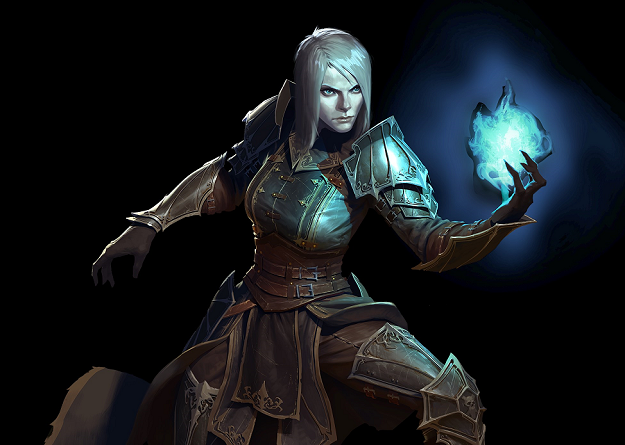 Nekromanta w Diablo 3