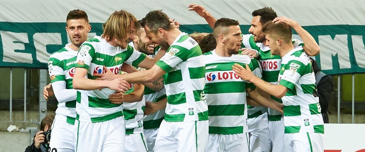 Lechia Gdańsk odpadła z tegorocznych rozgrywek Pucharu Polski. Przegrała z drużyną:
