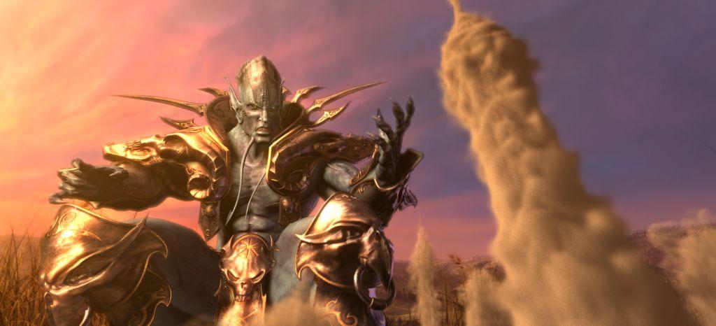 Na jakiej górze odbyła się ostateczna walka z Płonącym Legionem?
