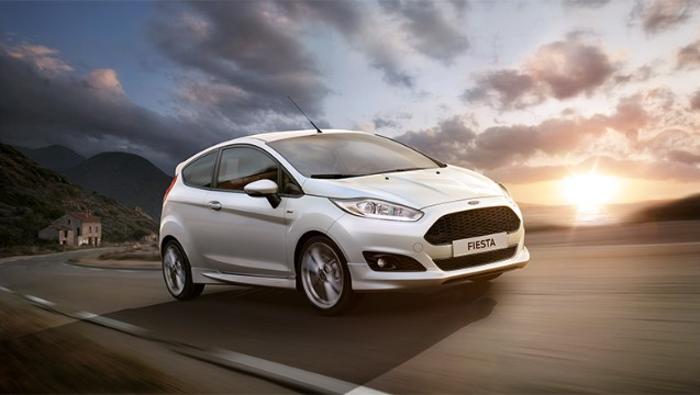 Ford Fiesta ST-Line / ford.pl