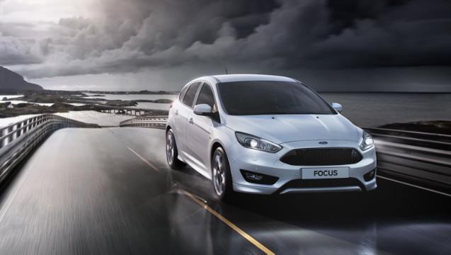 Ford Focus ST-Line / ford.pl