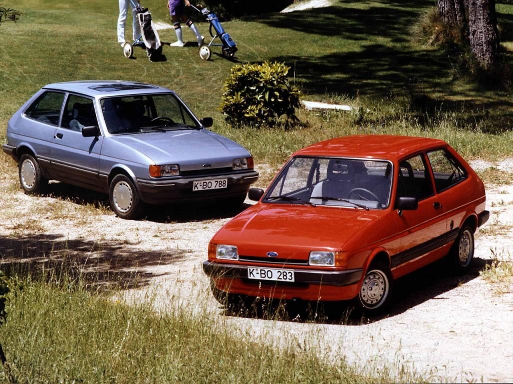 Ford Fiesta Mk I