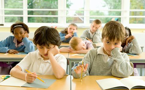 Jakim byłeś uczniem w szkole?