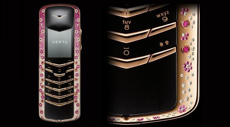 najdroższe telefony komórkowe na świecie