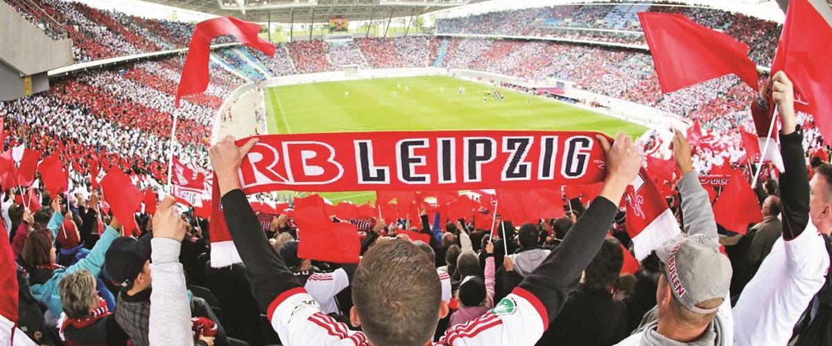 RB Lipsk sensacyjnym liderem Bundesligi