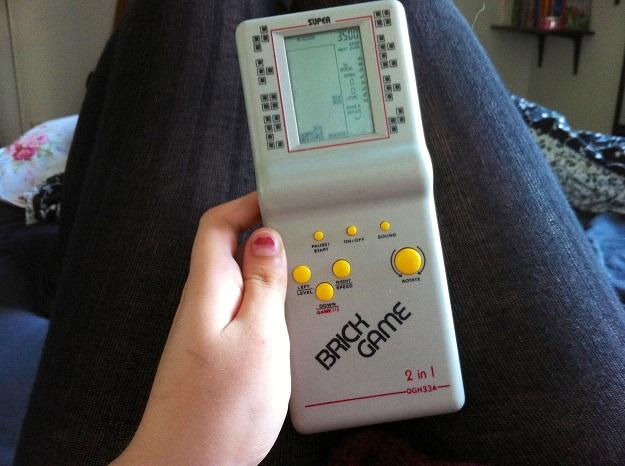 elektroniczne zabawki sprzed lat