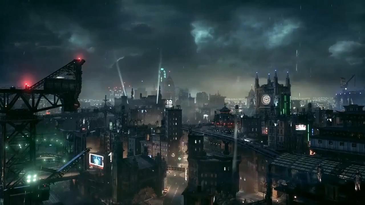 Masz okazję przejąć władzę nad Gotham. Wchodzisz w to?