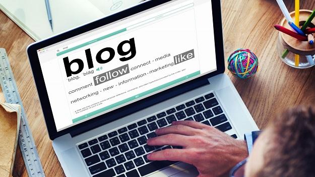 Pisanie własnego bloga