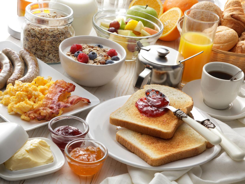 Co zwykle jesz na śniadanie?