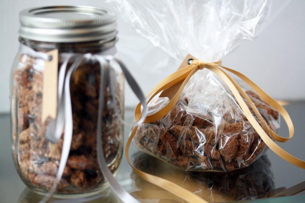 jadalne prezenty, które możesz wykonać własnoręcznie